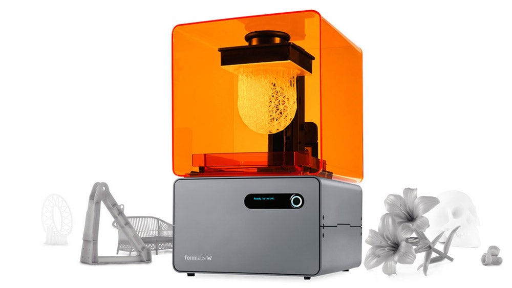Formlabs Form 1+ Review | Trusted Reviews