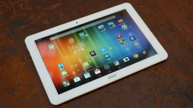 Tablet Iconia One 10 Test