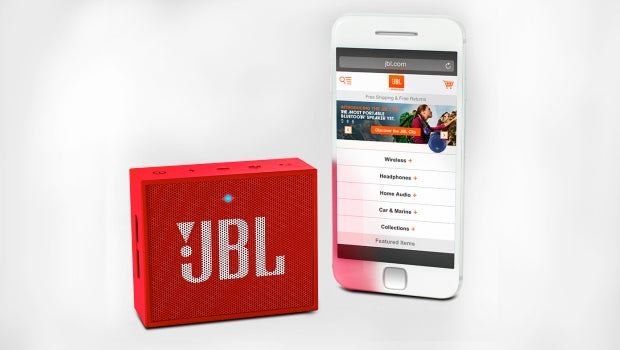 jbl go wireless speaker offers portable jams for pocket. Black Bedroom Furniture Sets. Home Design Ideas