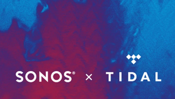 Tidal's lossless music streaming service just launched on Sonos