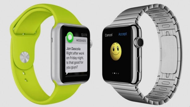 e3a4bb85ab8 Apple Watch vs Apple Watch Sport  What s the difference