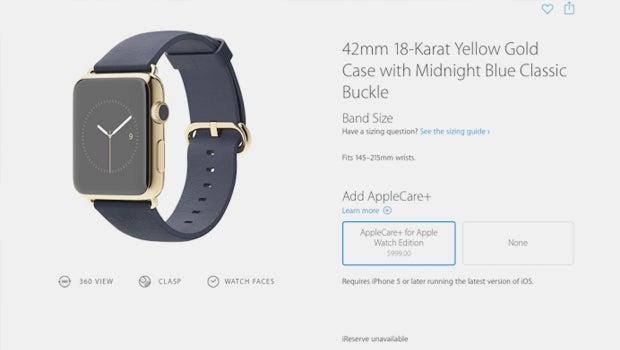 Apple Watch Apple Care