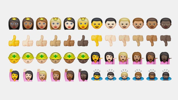 iOS 8.3 emoji