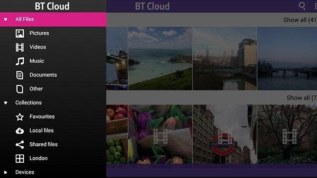 BT Cloud Chromecast