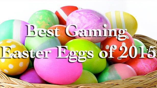 Best Gaming Easter Eggs of 2015