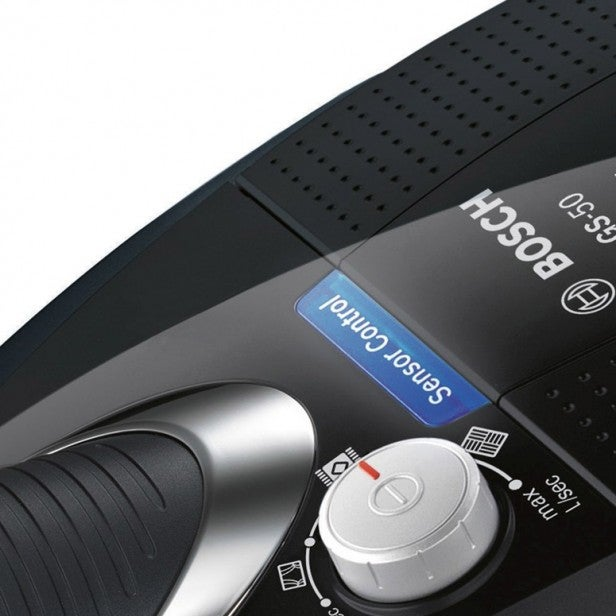 Bosch GS 20 Bagless Cylinder Vacuum
