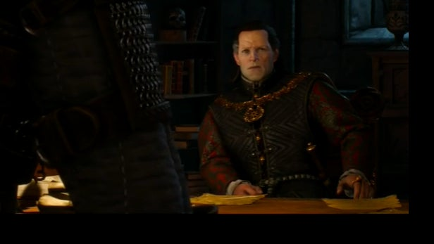 Charles Dance character Witcher 3
