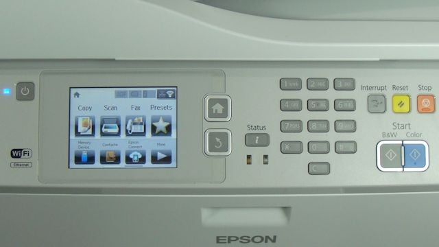 Epson Workforce Pro Wf 5620dwf Review Trusted Reviews