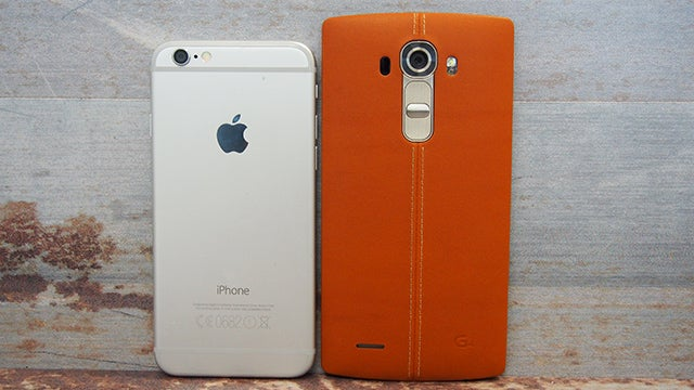 LG G4 vs iPhone 6: How do they compare? | Trusted Reviews