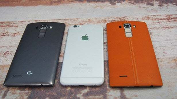 LG G4 vs iPhone 6: How do they compare?   Trusted Reviews