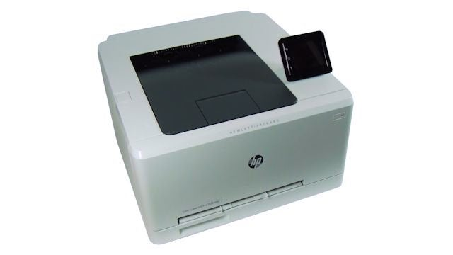 Best Printer: HP Color LaserJet Pro M252dw