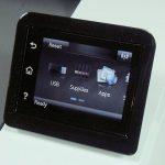 HP Color LaserJet Pro M252dw - Display