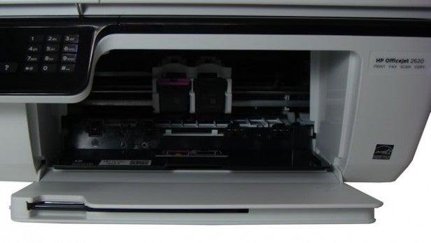 HP Officejet 2620 - Cartridges
