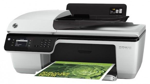 HP Officejet 2620 - Open