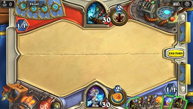 Hearthstone now available on iPhone and Android smartphones