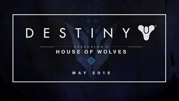 Destiny House of Wolves