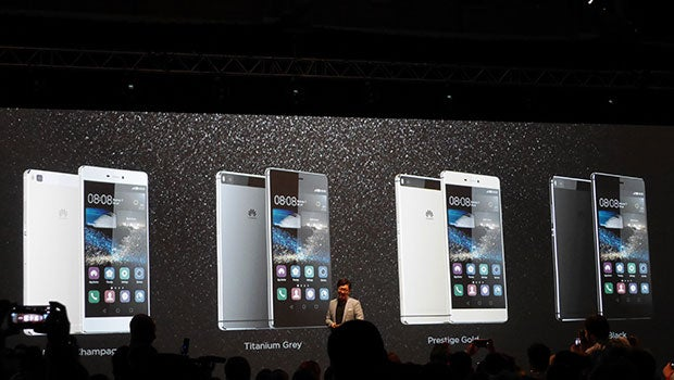 Huawei P8 colours