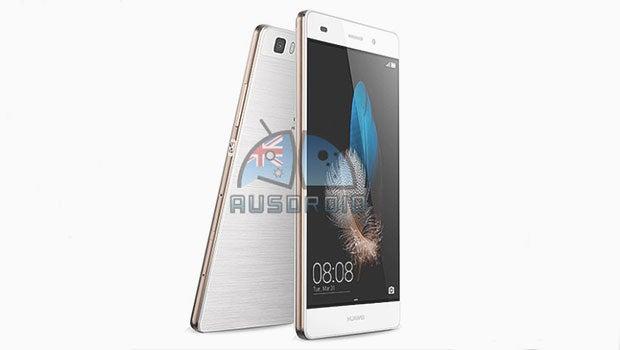 Huawei P8 Lite leak