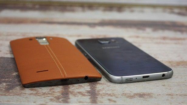LG G4 vs S6 5