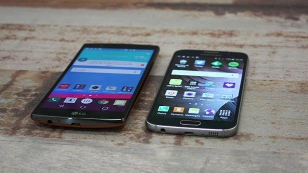 LG G4 vs S6 7