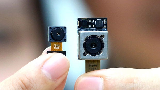 LG G4 camera modules