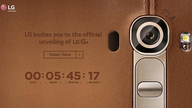 LG G4 live stream