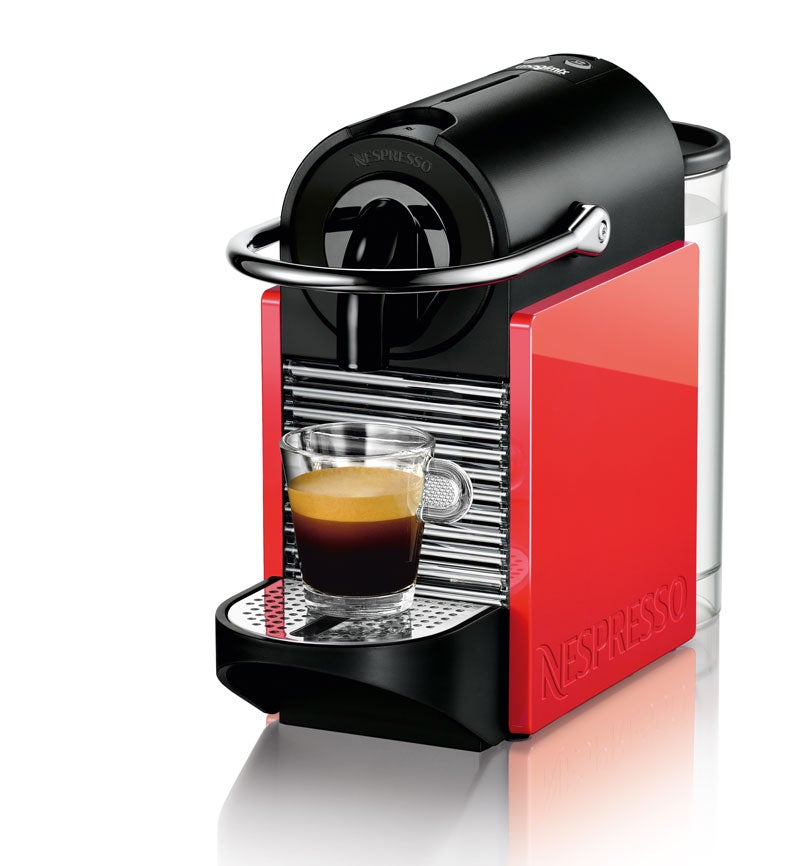 magimix nespresso pixie review trusted reviews. Black Bedroom Furniture Sets. Home Design Ideas