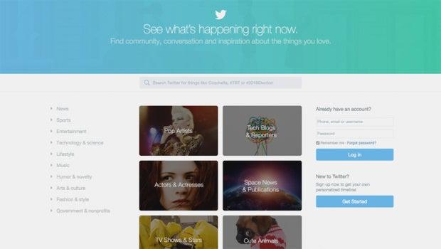 New Twitter.com