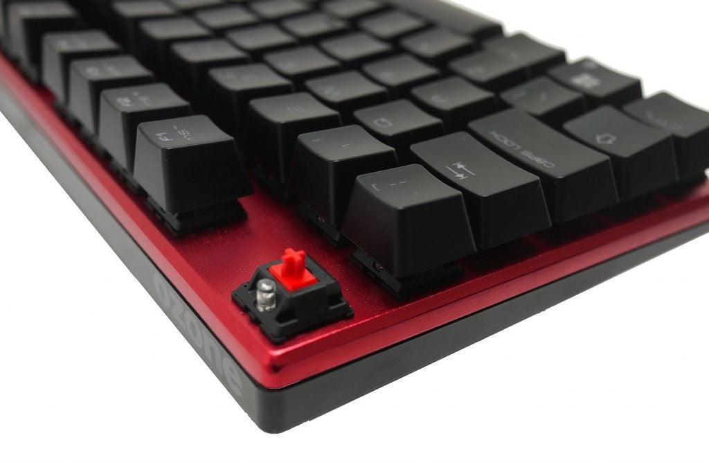Best Gaming Keyboard: Ozone Strike Battle