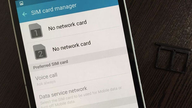 Samsung Galaxy S6 Duo leaks with dual-SIM credentials