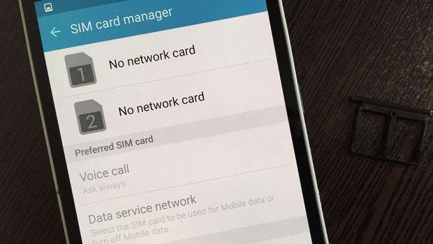 Samsung Galaxy S6 Duo leak