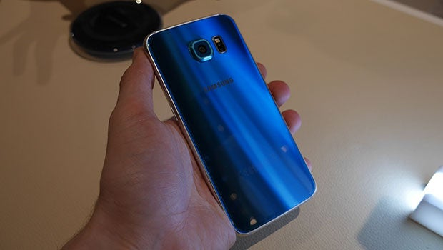 Samsung galaxy s6 colours five available at launch trusted reviews samsung galaxy s6 colours five available at launch sciox Gallery