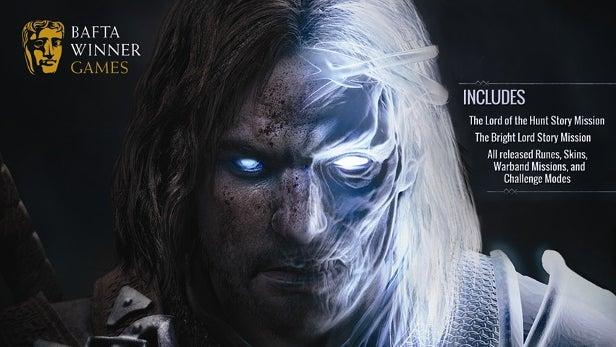 Shadow Of Mordor Skins