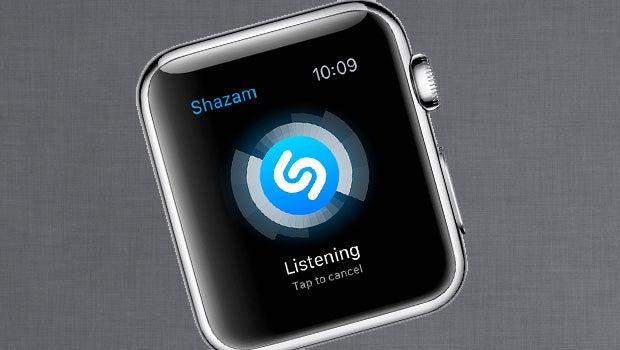 Shazam Apple Watch app