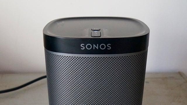 reset sonos one