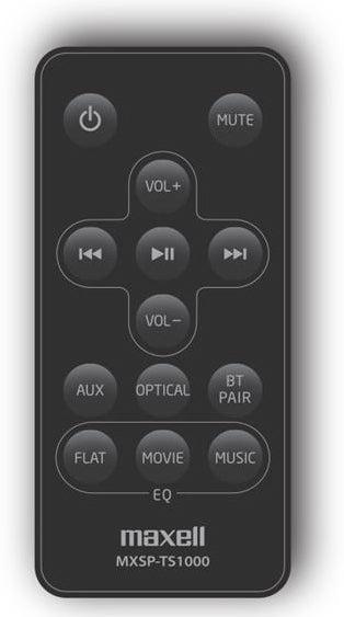 Maxell MXSP-TS1000 Digital Split Soundbar Review | Trusted Reviews
