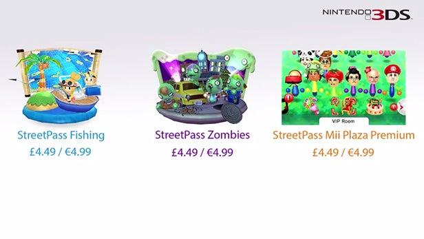 StreetPass Games April