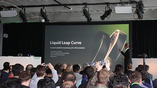 Acer Liquid Leap Curve