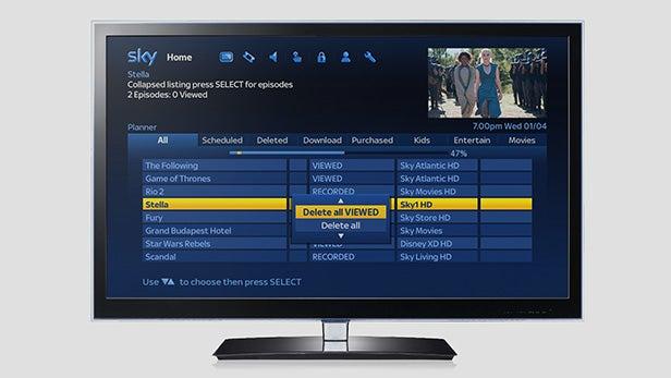 Sky Plus HD