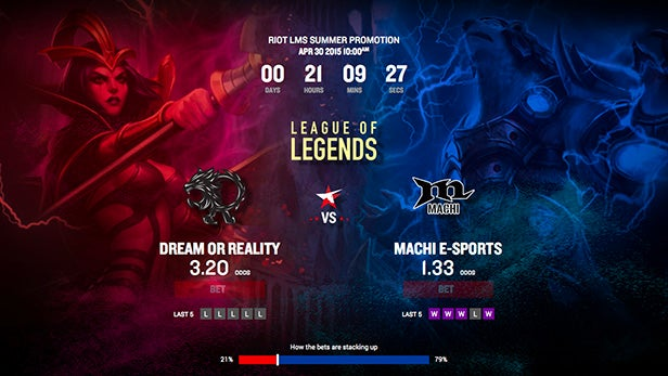 Gambling comes to e-sports with unikrn surfers casino
