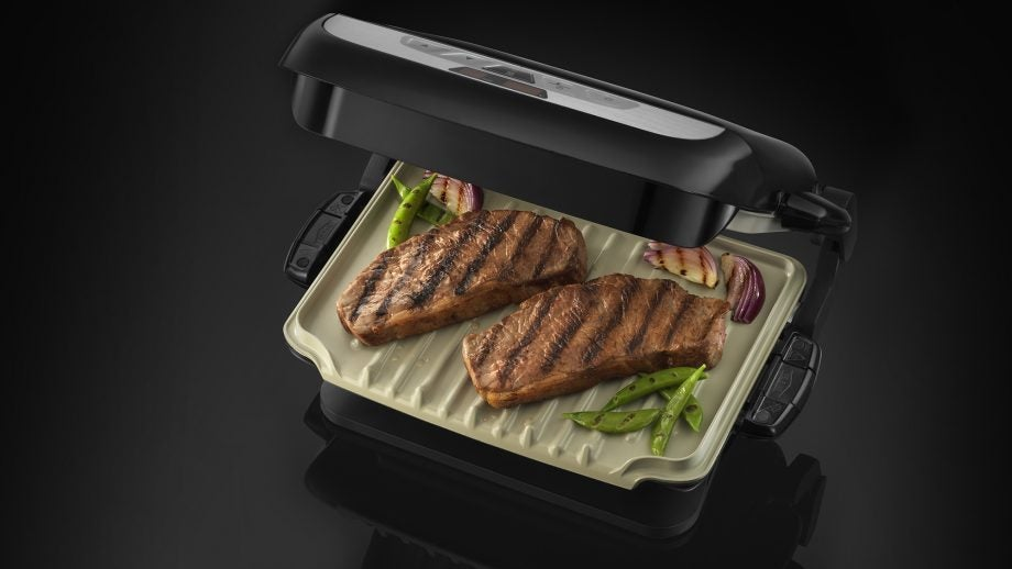 George foreman evolve review trusted reviews - George foreman evolve grill ...
