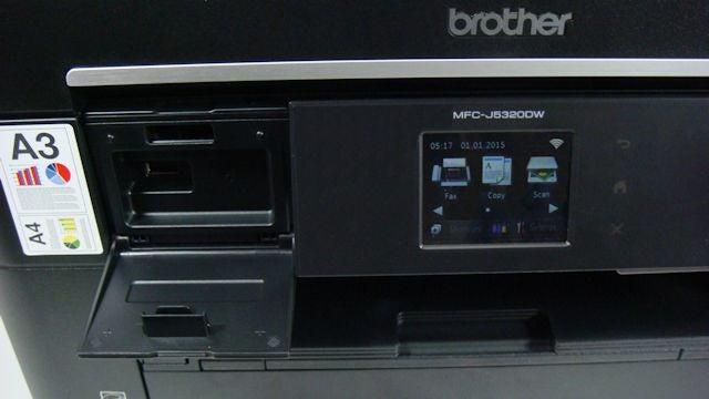 BROTHER MFC-J5320DW TREIBER WINDOWS XP