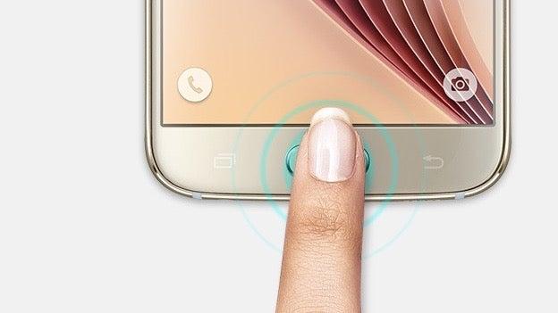 Fingerprint Galaxy S6