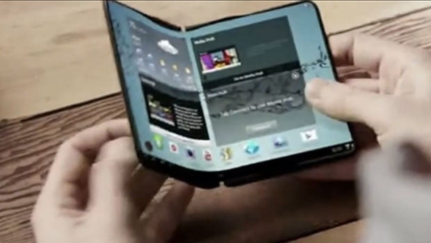 Samsung Project Valley Could Be A Foldable Dual Screen