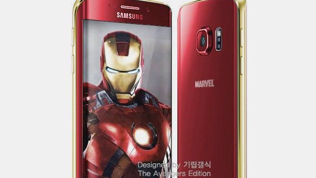 Samsung galaxy s6/s6 edge iron man edition youtube.