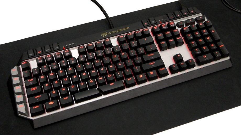Best Gaming Keyboard: Cougar 700K