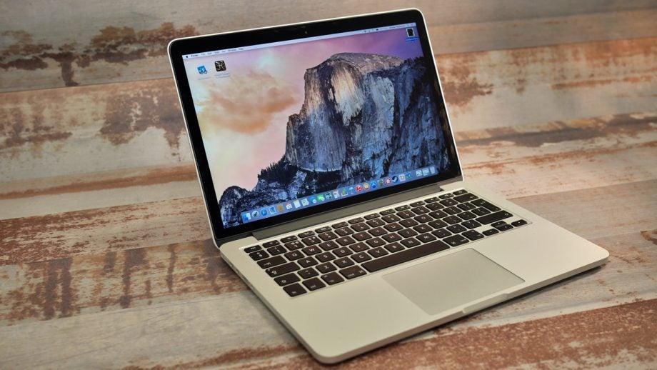 2015 13-inch MacBook Pro 25