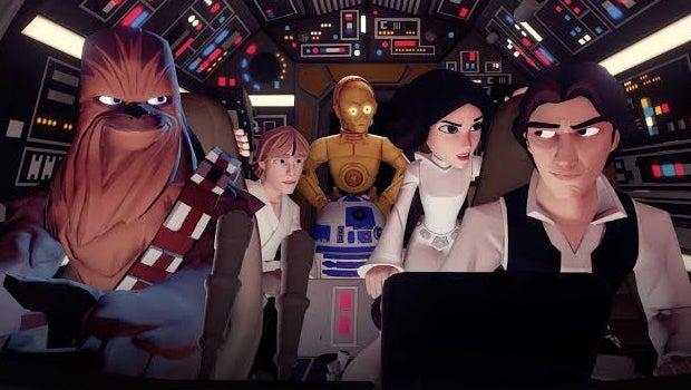 Star Wars Disney Infinity
