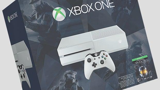 Halo white xbox one