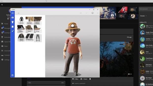 New Xbox app for Windows 10 sets stage for console-to-PC